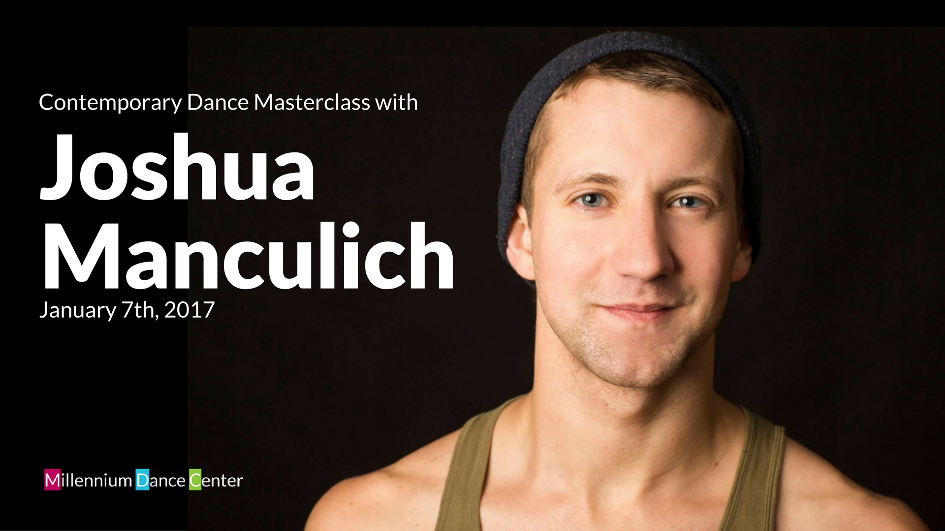 Contemporary Masterclass with Joshua Manculich January 7 ...
